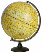 Глобус лунной поверхности Глобусный мир 320 мм (10079)