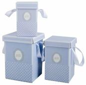 """Набор подарочных коробок Дарите счастье """"От всей души"""" 3 шт."""