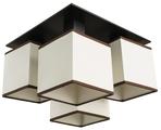 Люстра Arte Lamp Quadro A4402PL-4BK, E14, 160 Вт