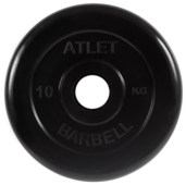 Диск MB Barbell MB-AtletB51 10 кг