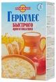 Русский Продукт Геркулес быстрого приготовления хлопья овсяные, 420 г