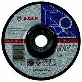 Шлифовальный абразивный диск BOSCH Expert for Metal 2608600389