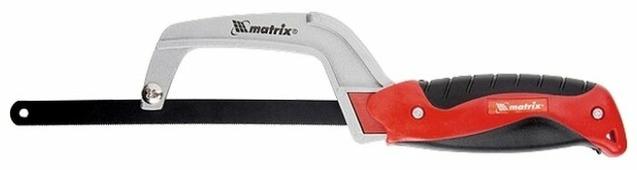 Ножовка по металлу matrix 775605 250 мм