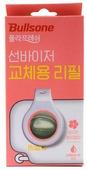 Bullsone Сменный картридж для автомобильного ароматизатора Pola Family Sunvisor Floral 4 мл
