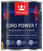 Краска Tikkurila Euro Power 7