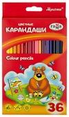 ГАММА Карандаши цветные Мультики 36 цветов (050918_10)