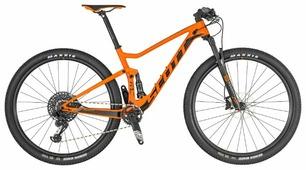 Горный (MTB) велосипед Scott Spark RC 900 Team (2019)
