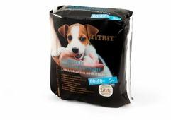 Пеленки для собак впитывающие Titbit 008560 60х40 см
