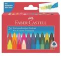 Faber-Castell Восковые карандаши Triangular, 24 цвета