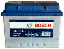 Bosch S4 004 (56 409054) 60 А/ч
