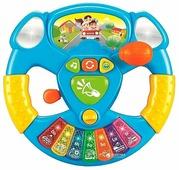 """Интерактивная развивающая игрушка Play Smart Музыкальный руль """"Вперед!"""""""