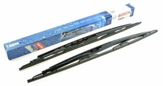 Щетка стеклоочистителя каркасная BOSCH Twin Spoiler 814S 625 мм / 625 мм, 2 шт.