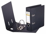 BRAUBERG Папка-регистратор А5 с двухсторонним покрытием, 70 мм