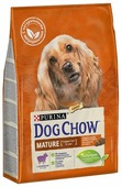 Корм для собак Dog Chow Mature Adult с ягненком