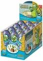 Шоколадное яйцо Конфитрейд Disney Крокодильчик Свомпи с игрушкой, молочный шоколад, коробка