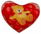 Подушка декоративная Мнушки Сердце 5 30х35 см (Ап11сер13)