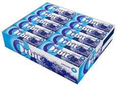 Жевательная резинка Orbit Winterfresh, без сахара, 30 шт. х 13,6 г