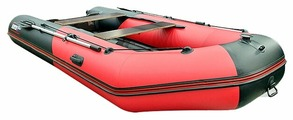 Надувная лодка HUNTERBOAT Хантер 365 ЛКА