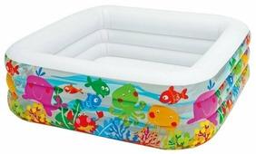 Детский бассейн Intex Clearview Aquarium 57471