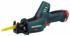 Пила Metabo ASE 10.8 2.0Ah x2 Case