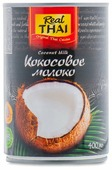 REAL THAI Кокосовое молоко, 400 мл