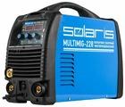 Сварочный аппарат Solaris MULTIMIG-228 (MIG-MAG-TIG) с TIG горелкой (TIG, MIG/MAG, MMA)