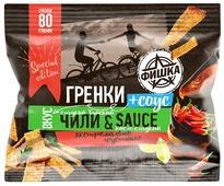 Фишка Special Edition гренки Сладкий тайский чили & Кисло-сладкий соус, 80 г