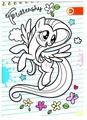 DEVAR Раскраска. My Little Pony. Все краски Понивилля