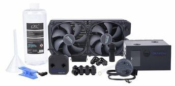 Кулер для процессора Alphacool Eissturm Blizzard 45 2x140 mm