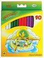 Пластилин ГАММА Пчелка восковой 10 цветов (280031Н)