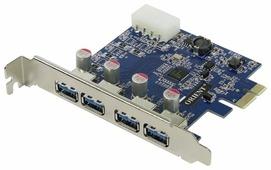 USB 3.1 Gen1 контроллер ORIENT NC-3U4PE