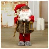 Фигурка Сима-ленд Дед Мороз с фонарём