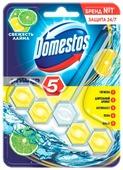 Чистящее средство для унитаза Domestos Power 5. Свежесть лайма