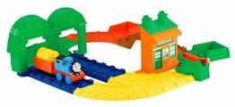 "Fisher-Price Стартовый набор ""Станция Кнепфорд"", серия My first Thomas, CDN18"