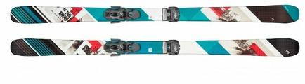 Горные лыжи HEAD The Show с креплениями ATTACK² 11 GW (19/20)