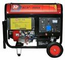 Бензиновый генератор КАЛИБР БСЭГ-5500А (5000 Вт)