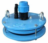 Оголовок для скважины ДЖИЛЕКС 6010 127 - 140 мм