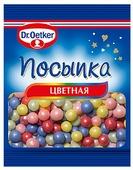 Dr. Oetker Посыпка цветная жемчужинки 10 г