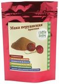 Green and Happy Мака перуанская красная, пластиковый пакет, 100 г