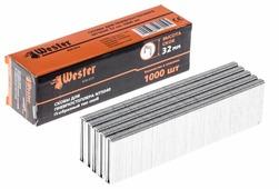 Скобы Wester 826-019 для степлера, 32 мм