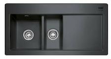 Врезная кухонная мойка FRANKE MTK 651 100х51см керамика