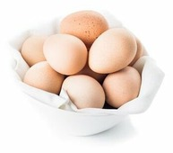 Яйцо цесариное ФРЭШ фермерское 10 шт