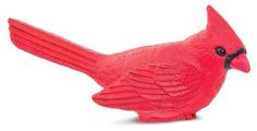 Фигурка Safari Ltd Incredible Creatures Красный кардинал 100215