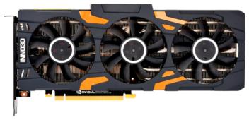 Видеокарта INNO3D GeForce RTX 2080 Ti PCI-E 3.0 11264MB 14000MHz 352 bit HDMI 3xDisplayPort HDCP Gaming OC X3