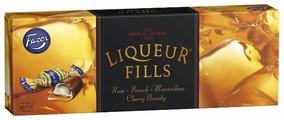Набор конфет Fazer Liqueur Fills с ликёром 350 г