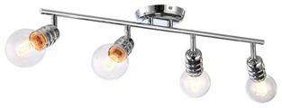Люстра Arte Lamp Fuoco A9265PL-4CC, E27, 240 Вт