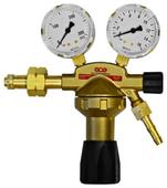 Редуктор GCE DIN-Control NITROGEN для азота аргона гелия водорода воздуха
