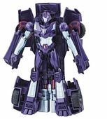Трансформер Hasbro Transformers Шедоу Страйкер. Ultra Class (Кибервселенная) E1910
