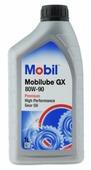 Трансмиссионное масло MOBIL Mobilube GX 80W-90