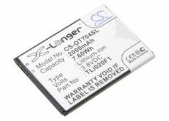Аккумулятор Cameron Sino CS-OT704SL для Alcatel One Touch 6036Y Idol 2 mini S/5042A